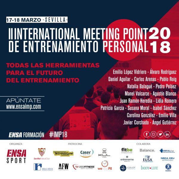 International meeting point
